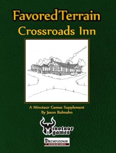 Crossroads Inn Cover
