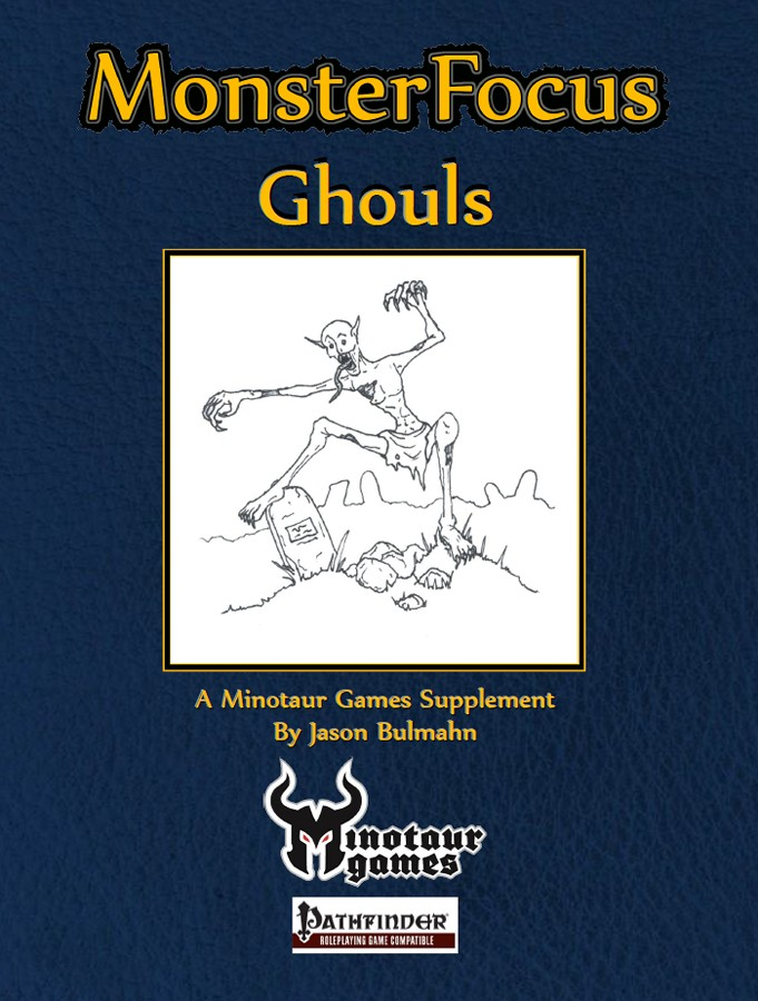 MF Ghouls Cover