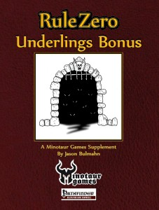 Rule Zero Underlings Bonus